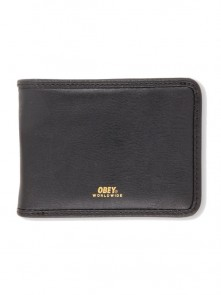 Gentry Bi-Fold Wallet di Obey in vendita da Cloverfield Store
