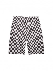 Beach Short Check di Life Sux in vendita da Cloverfield Store