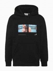 Hooded Backyard Sweat di Carhartt in vendita da Cloverfield Store