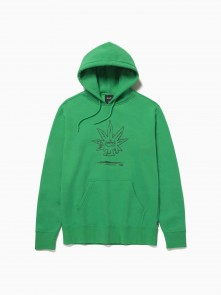 Easy Green P/O Hoodie di HUF in vendita da Cloverfield Store