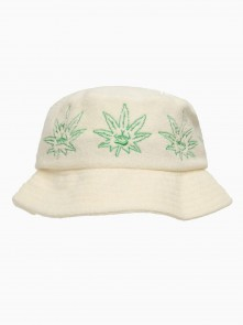 Green Buddy Terry Cloth Bucket di HUF in vendita da Cloverfield Store