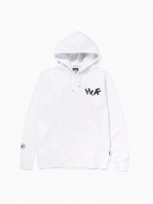 Haze Brush P/O Hoodie di HUF in vendita da Cloverfield Store