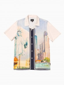 Prestige S/S Resort Shirt di HUF in vendita da Cloverfield Store